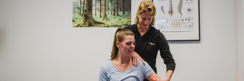 Manuele therapie Harderwijk Sport&Spine