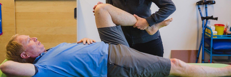 Knieklachten oefentherapie revalidatie Sport&Spine Harderwijk