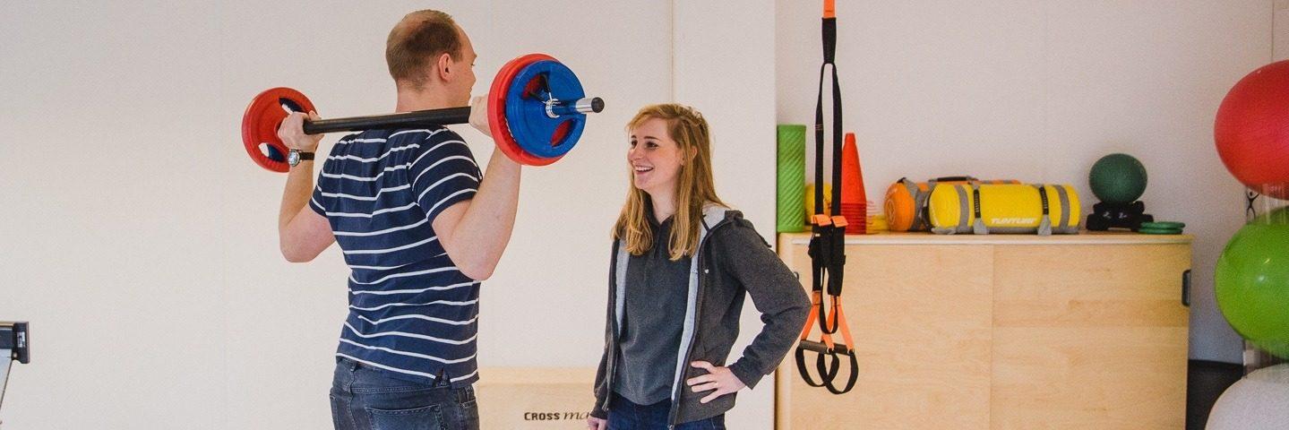 Schouderklachten Sportfysiotherapie Sport&Spine Harderwijk