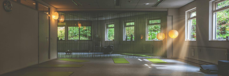 Yoga bij Sport&spine
